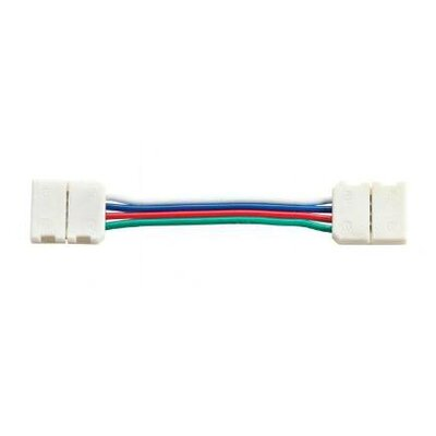 2 Accessory LED Tape Interconnector (Set of 5) Finish: White