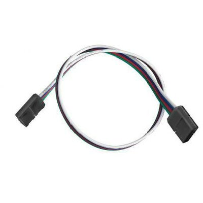 Accessory LED Tape Interconnector Size: 12, Finish: Black