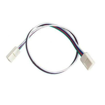 Accessory LED Tape Interconnector Size: 36, Finish: White
