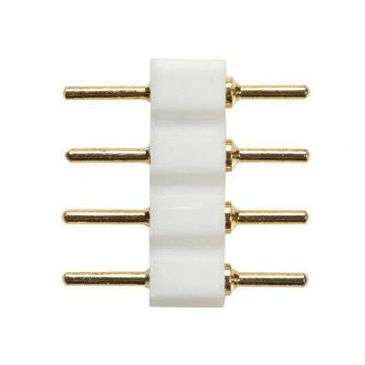 Accessory LED Tape Inline Splice (Set of 5) Finish: White