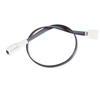 Accessory LED Tape Supply Lead Finish: White, Size: 2