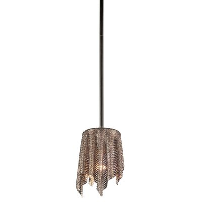 Olde Bronze 1-Light Mini Pendant Finish: Olde Bronze