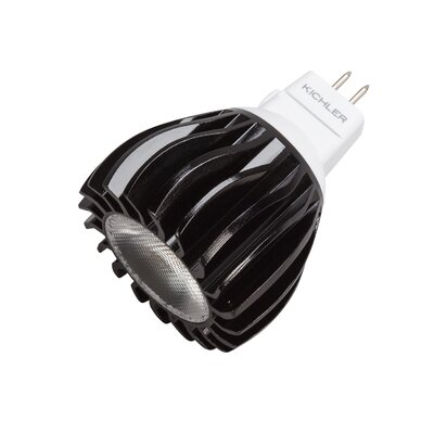 Landscape LED 6W 12-Volt 22 Degree LED Light Bulb (Set of 4) Bulb Color Temperature: 2700K