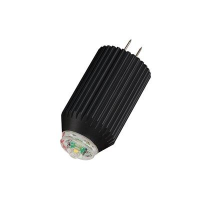 Landscape LED 2W 12-Volt Bipin Light Bulb (Set of 6) Bulb Color Temperature: 4200K