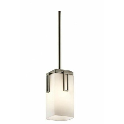 Bonifant 1-Light Mini Pendant Finish: Antique Pewter