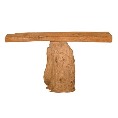 Natura Console Table Finish: Natural