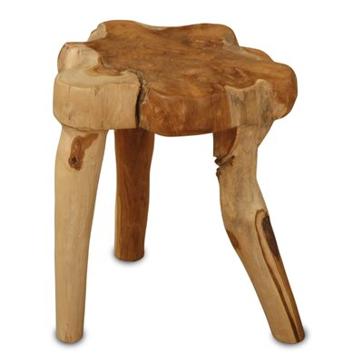 Saddleback End Table