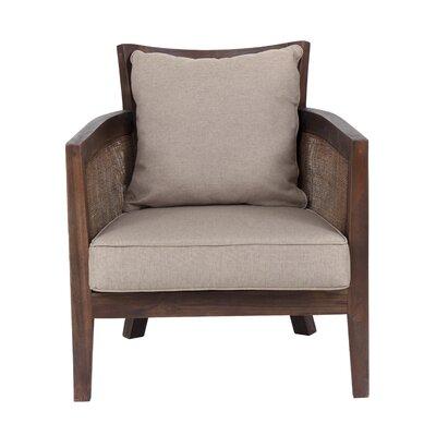 Mumba Fabric Lounge Chair