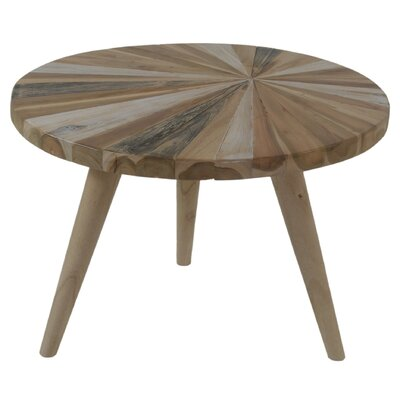 Sherita Wood End Table