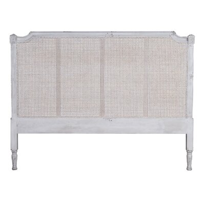 Lesage Panel Headboard Size: King