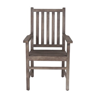 Dover Teak Arm Chair