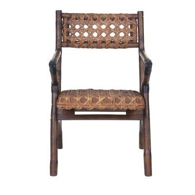 Sahara Armchair Upholstery: Natural