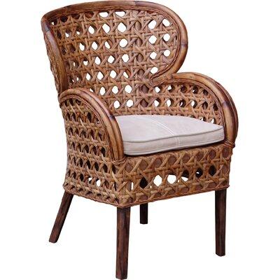 Sahara Arm Chair Finish: Natural