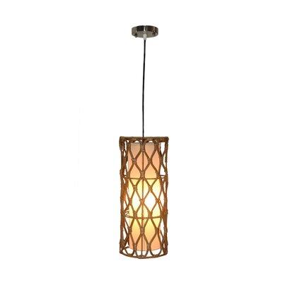Kellen Round Pendant Hanging Lamp Size: Medium