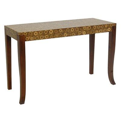 Habitat Console Table in Medium Brown GR-MS1503