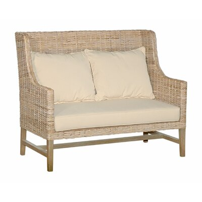 Hilton High Back Loveseat