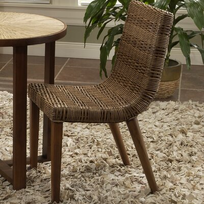 Illusion Solid Wood Dining Chair