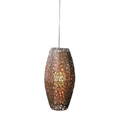 Jeffan Alexandria Hanging Pendant Lamp - Size: Medium