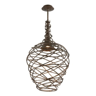 Sanctuary 1-Light Pendant Size: Large