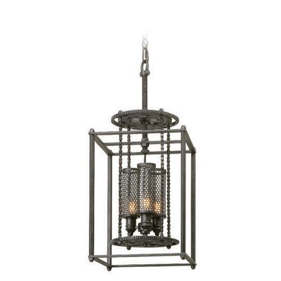 Atlas 3-Light Foyer Pendant
