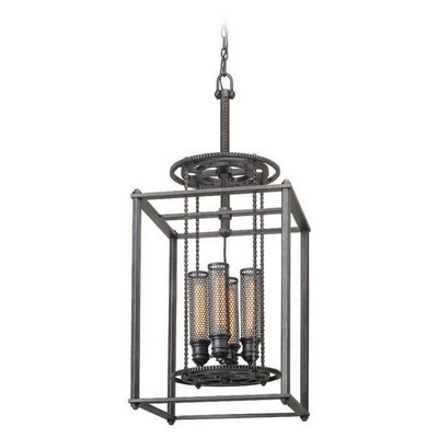 Leilani 4-Light Foyer Pendant