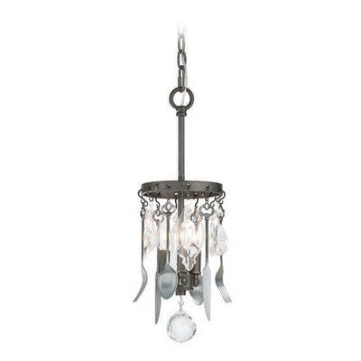 Bistro 3-Light Mini Pendant