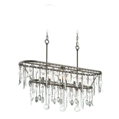 Bistro 6-Light Island Pendant