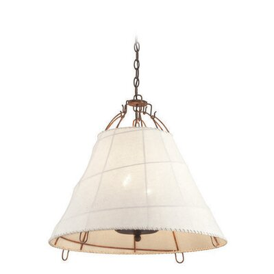 Gulf Stream 1-Light Pendant Size: Medium