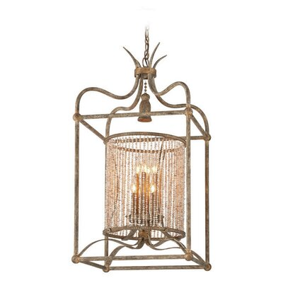 Madame Bardot 8-Light Foyer Pendant
