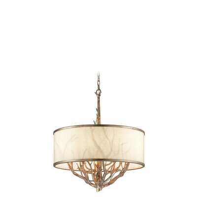Whitman 6-Light Drum Pendant
