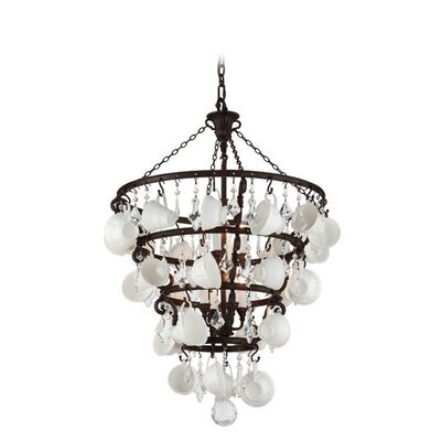 Desarae 8-Light Shaded Chandelier