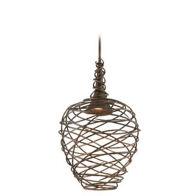 Liana 1-Light Pendant Size: Medium