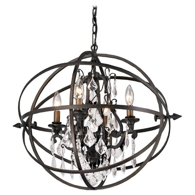 Byron 4-Light Pendant