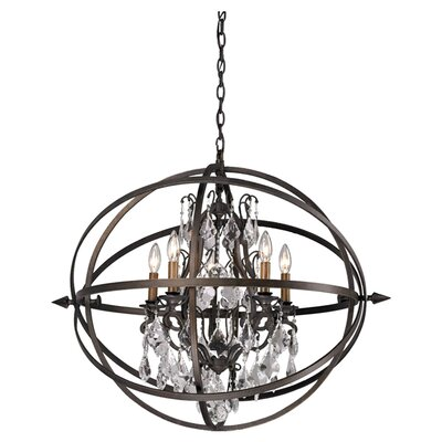 Caseareo 5-Light Pendant