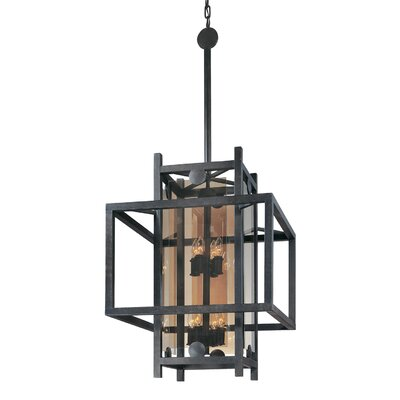 Pascal 8-Light Foyer Pendant Size: 50.25 H x 22 W x 22 D