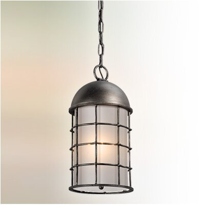 Sweeney 1-Light Foyer Pendant