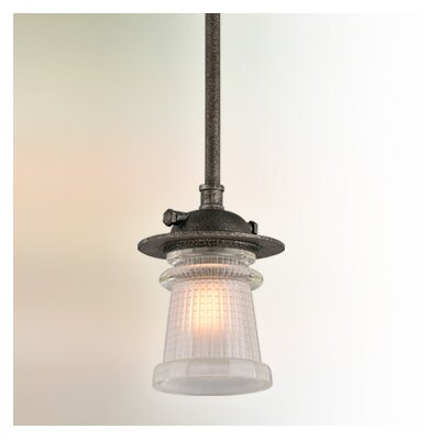 Nikky 1-Light Mini Pendant Size: Small
