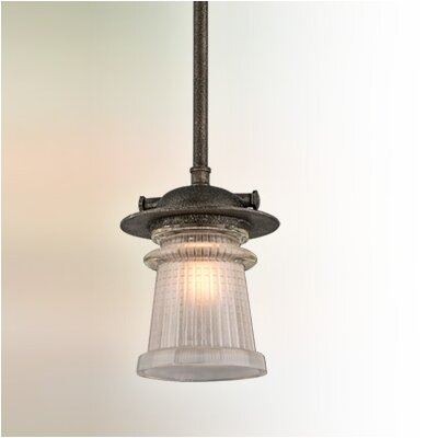 Nikky 1-Light Mini Pendant Size: Large