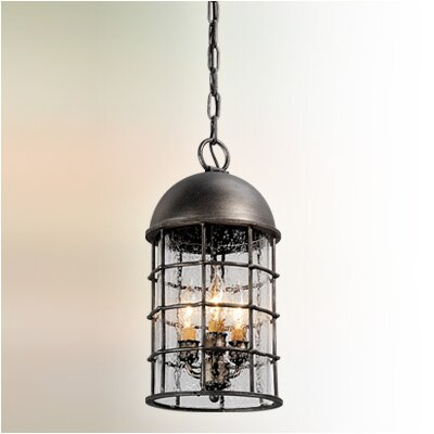 Sweeney 3-Light Foyer Pendant