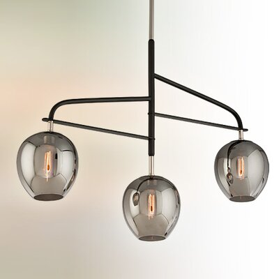 Satchell 3-Light Cascade Pendant