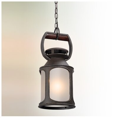 Dawn 1-Light Foyer Pendant