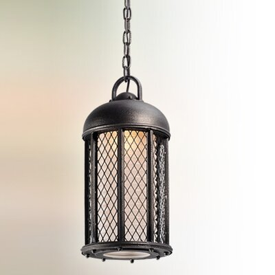 Schaffen 1-Light Metal Foyer Pendant