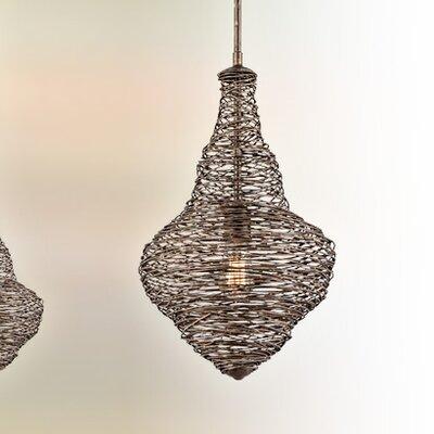 Shelter 1-Light Mini Pendant