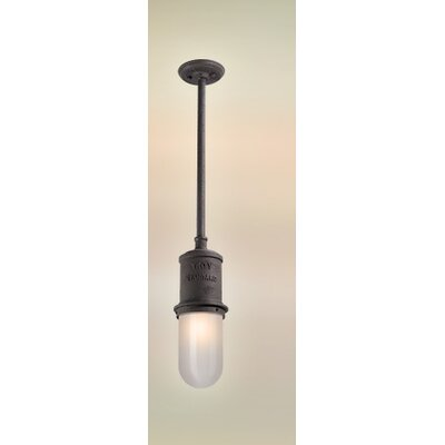 Odelia 1-Light Mini Pendant Size: Small