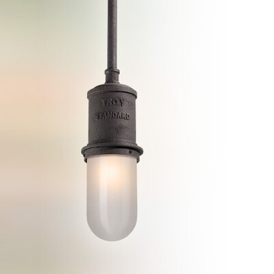 Odelia 1-Light Mini Pendant Size: Large