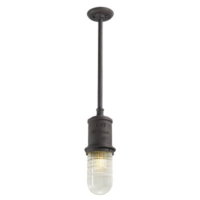 Dock Street 1-Light Pendant Size: Large