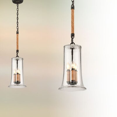 Pier 39 3-Light Mini Pendant