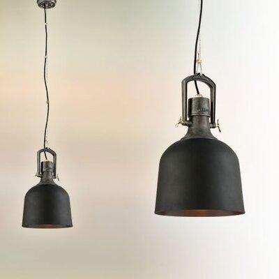 Hanger 31 1-Light Pendant Size: Small