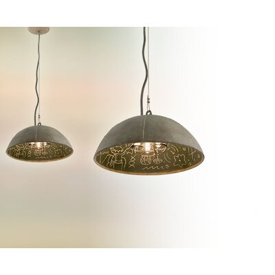Bidwell 3-Light Bowl Pendant