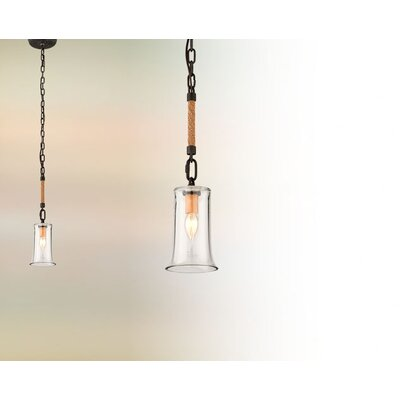 Pier 39 1-Light Mini Pendant